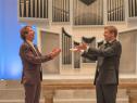 """Ingolf Lück und Marc Jaquet: """"Ernst beiseite"""" – ein außergewöhnlicher Benefizabend für die Kirchenorgel"""