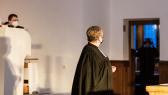 Vorbereitungen für die Online-Gottesdienste