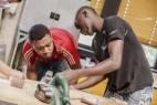 Workshop zum Bau einer Kleinwindturbine