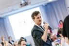 Teilnehmer Ingo Dachwitz, Jugenddelegierter bei der Synode der Evangelischen Kirche in Deutschland