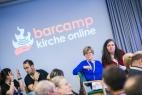 Start im Plenum beim Barcamp in der Kölner Melanchthon-Akademie