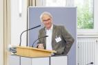 """""""Uns verbindet die Sehnsucht nach Frieden"""": Ulrich Suppus, Vorsitzender des Netzwerks."""