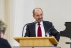 Dialogmöglichkeiten schaffen: Präses Manfred Rekowski.