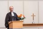 Präses Manfred Rekowski hielt die Predigt in der Gemarker Kirche in Wuppertal.