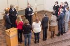 Segenshandlung im Gottesdienst