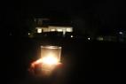 Licht leuchtet
