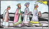 Vier Könige...
