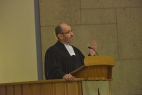 Präses Manfred Rekowski predigt über Martin Luthers Lieblingspsalm