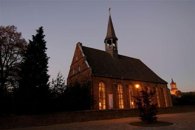 Die Kleine Kirche Böllenstege wurde umgestaltet.