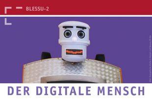 BlessU-2, der Segensroboter. Foto: Evangelische Kirche in Hessen und Nassau