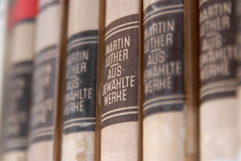 Luthers Schriften