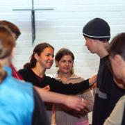 Die Gehörlosenseelsorge macht auch Angebote für Jugendliche, die nicht oder kaum hören.