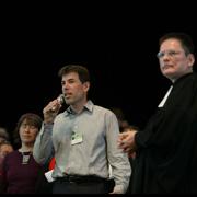 Der Tag rheinischer Presbyterinnen und Presbyter dient dem Dank und der Wertschätzung, leistet außerdem Fortbildung.