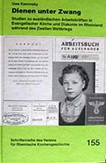 Uwe Kaminsky erforschte im Auftrag von EKiR und ihrer Diakonie die Beschäftigung von Zwangsarbeiterinnen und Zwangsarbeitern.