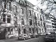 Sitz des Konsistoriums ab Dezember 1936: Inselstraße 10 in Düsseldorf.