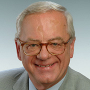 Ehemaliger Leitender Jurist der rheinischen Kirche: Vizepräsident i.R. Christian Drägert.