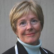 Nebenamtliches Mitglied der Kirchenleitung: Ingrid Schaefer