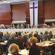 Plenum der Landessynode 2010