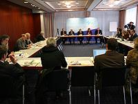 Abschlusspressekonferenz der Landessynode