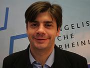 Balázs Ódor, Ökumenereferent der Reformierten Kirche in Ungarn