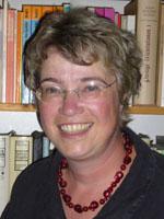 Oberkirchenrätin Barbara Rudolph, Leiterin der Abteilung Ökumene im Landeskirchenamt