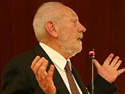 Freiheit für die Evangelischen: Pfarrer Bruno Bellion aus Italien.