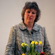 Freude, Kraft und Hoffnung: Vizepräses Petra Bosse-Huber.