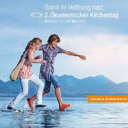 Plakat zum ÖKT 2010
