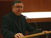 Miteinander auf Augenhöhe: Bischof Gusztáv Bölcskei aus Ungarn.