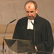 Manfred Rekowski wurde als Oberkirchenrat und Leiter der Personalabteilung eingeführt.