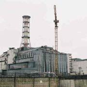 Der Reaktor in Tschernobyl im April 2003. Foto: commons.wikimedia.org, elenafilatova.com