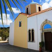Griechisch-Orthodoxe Kirchen und Gemeinden - wie hier auf Kos - gibt es nicht nur im Urlaubsland. Allein in Köln zählt die Gemeinde 8000 Gläubige.