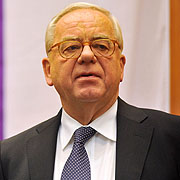 Christian Drägert, Vizepräsident der rheinischen Kirche.