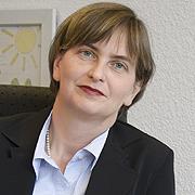 Landeskirchenrätin Antje Hieronimus