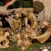 Kölner Krippendarstellung der Geburtsgeschichte Jesu