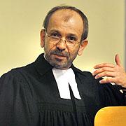 Der Grenzen bewusst sein: Oberkirchenrat Manfred Rekowski