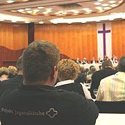 Jugendkirchen sind eins der Themen der Landessynode 2012.