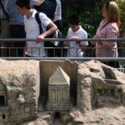 Die Davidstadt lockt immer mehr Besucherinnen und Besucher in Jerusalem.
