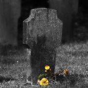 Der Friedhof ein Ort der Trauer