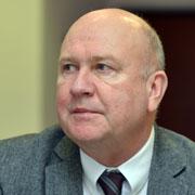 Bischof Marek Izdebski von der Evangelisch-Reformierten Kirche in Polen