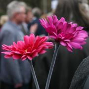 Blumen sagen mehr als tausend Worte: Der Dank an die Presbyterinnen und Presbyter beim Presbytertag war zum Anfassen und Mitnehmen.