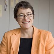 Dr. Dagmar Herbrecht, Leitende Dezernentin für Theologie und Verkündigung.