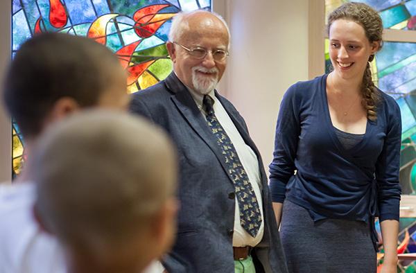 Vor allem Flüchtlingskinder besser integrieren - Flüchtlingsheim in Bonn. ekir.de-Archivfoto