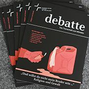 Das neue debatte-Heft zu