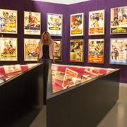 """Die Ausstellung """"Lust und Verbrechen. Der Mythos Nero in der Kunst"""" im Stadtmuseum Simeonstift Trier, © Simon Kürten"""