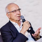 Fritz Pleitgen, ehemaliger Intendant des Westdeutschen Rundfunks.