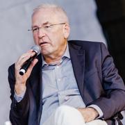 Dr. Michael Vesper, Vorstandsvorsitzender des Deutschen Olympischen Sportbundes.
