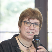 Helga Siemens-Weibring, Beauftragte für Sozialpolitik der Diakonie Rheinland-Westfalen-Lippe (RWL)