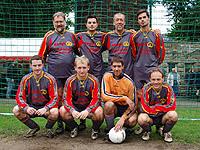 Die Kicker aus dem Kirchenkreis Jülich holten den Präsespokal an den Niederrhein