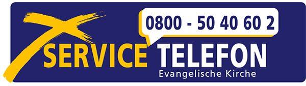 Servicetelefon Banner